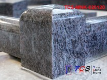 TCS-MNK-0201 Granite Peon Top Post