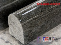 TCS-MNK-K201 Granite Round Top Kerb for Monument