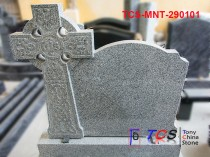 TCS-MNT-2901 Headstone & Monument with Celtic Cross