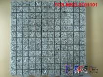 TCS-MSG-0101101 Granite Mosaic 23mm G603 Silver Grey